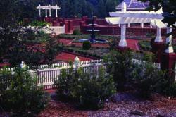 Georgia Botanical Garden scene