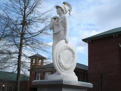 Athena--in Athens GA
